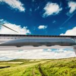 Le train du futur à grande vitesse à Toulouse