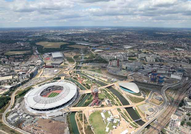 Les Jeux olympiques de Londres ont été pensés comme un moyen de redéveloppement urbain.