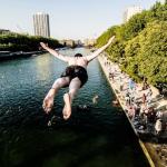 paris baignade urbaine