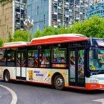 photo d un bus gratuit en chine