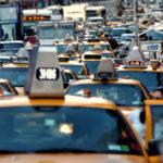 Embouteillage à New York