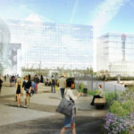 Les abords de la gare seront plantés pour améliorer le confort des usagers