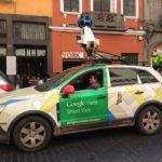 La voiture Google Street View à Mexico